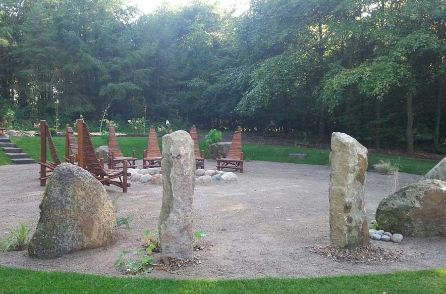 Druidenplätze - Orte zum Kraft schöpfen